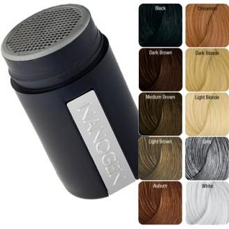 Nanofibres Kinetic 15 - НОВЫЙ! ОРИГИНАЛЬНЫЙ Камуфляж для ультратонких волос 10 цветов (15  грамм) - ЛУЧШАЯ ЦЕНА!!!