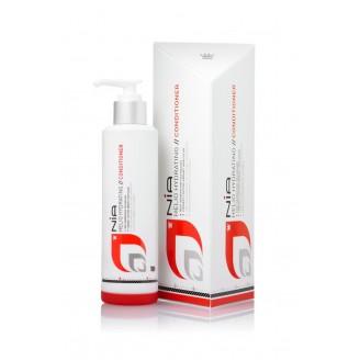 NIA Helio Hydration Conditioner (НИА бальзам-кондиционер) для блеска, сияния и восстановления окрашенных волос!