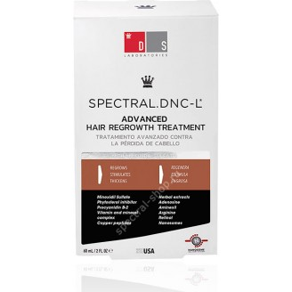 Spectral DNC-L (Спектрал ДНС-Л) НОВЫЙ!!! улучшенное средство от выпадения волос для мужчин и женщин с развивающимся облысением (США)
